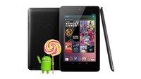 Android 5.0.2: Factory Image für Nexus 7 (2012) veröffentlicht