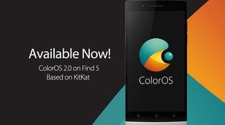 OPPO Find 5: Hersteller veröffentlicht Android 4.4 KitKat und Color OS 2.0-Update auf instabilem Custom ROM