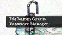 Die besten Gratis-Passwort-Manager für Windows