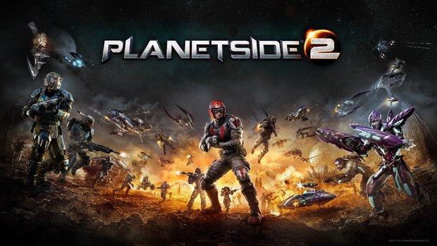 Planetside 2: Beta für die PlayStation 4 im Januar bestätigt