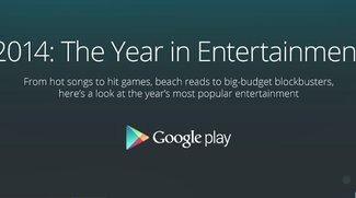Play Store: Google kürt die beliebtesten Apps, Games, Filme, Songs, Artikel &amp&#x3B; Bücher von 2014