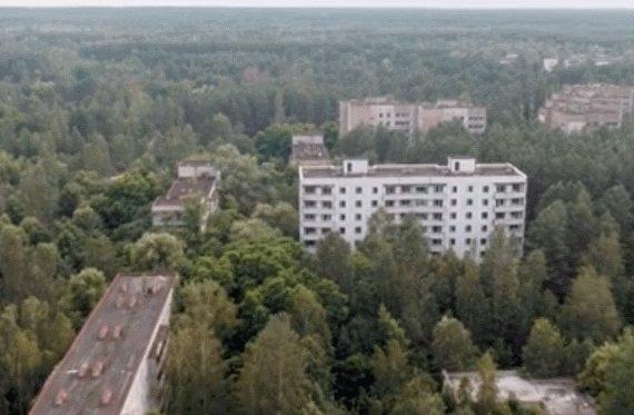 Tschernobyl heute: Drohne filmt Pripjat 2014 - Postcards from Pripyat (Video)