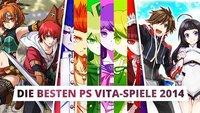 PS Vita: Die besten Spiele 2014