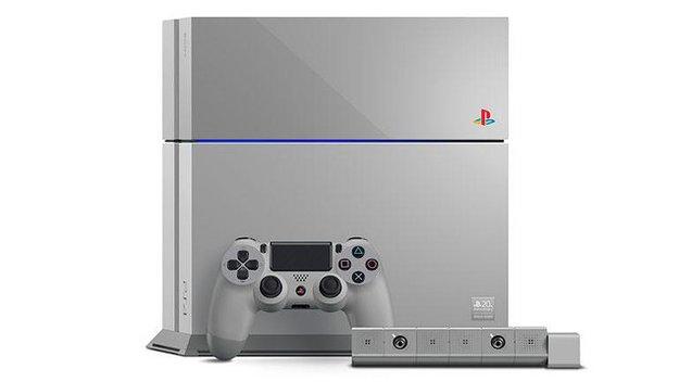 PlayStation 4: Limitierte Edition im PS1-Design vorgestellt