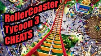 RollerCoaster Tycoon 3 Cheats: Der perfekte Park!
