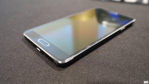 Samsung Galaxy Note 4 LTE-A vorgestellt: LTE mit 450 Mbit/s