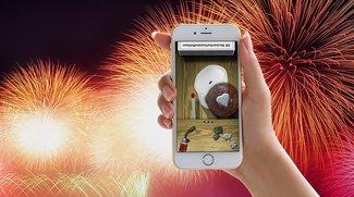iPhone-Apps für Silvester: Bleigießen, Alkohol-Check, Musik