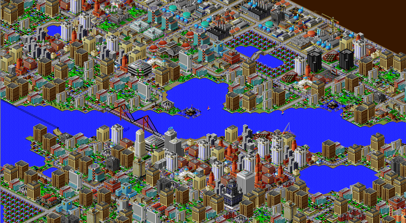 Sim City 2000 Download Kostenlos