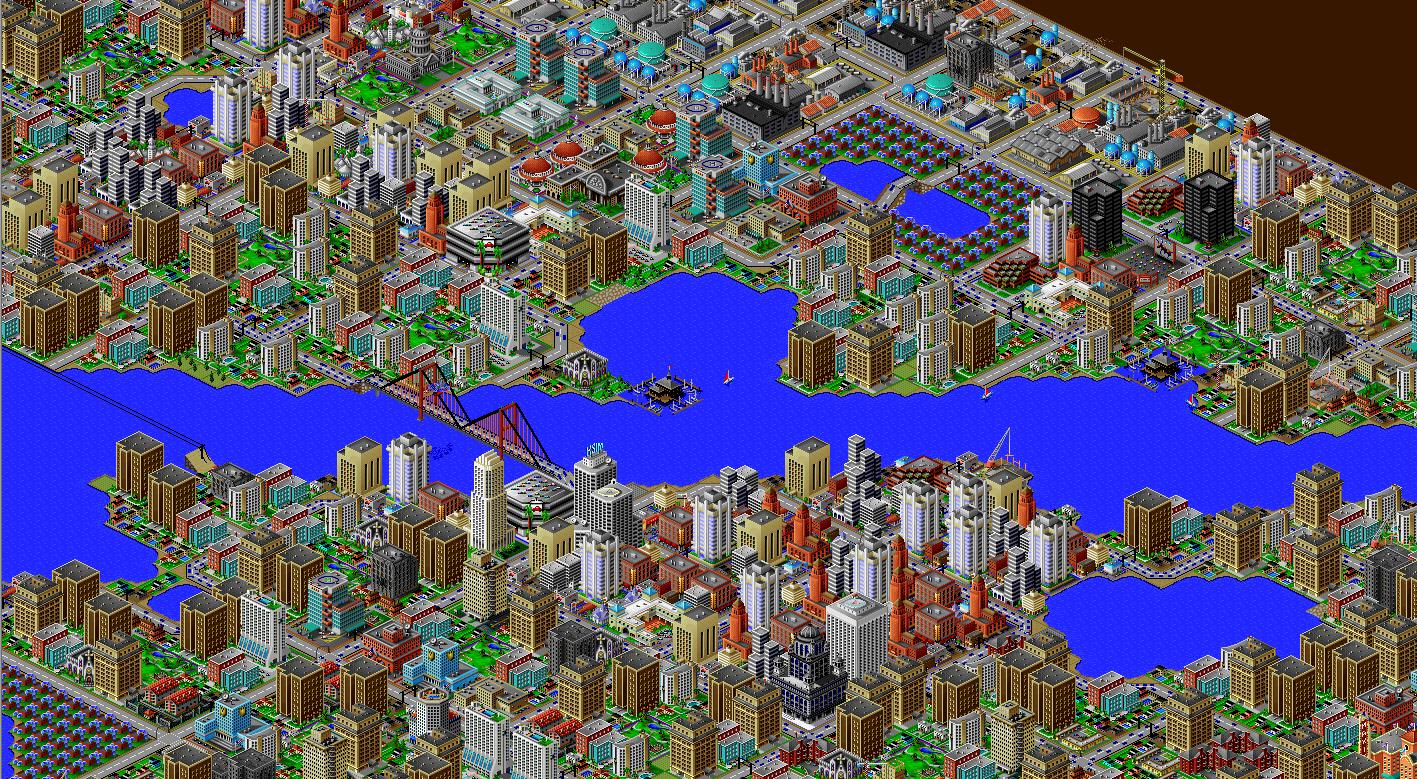 Sim City 2000 Download Kostenlos