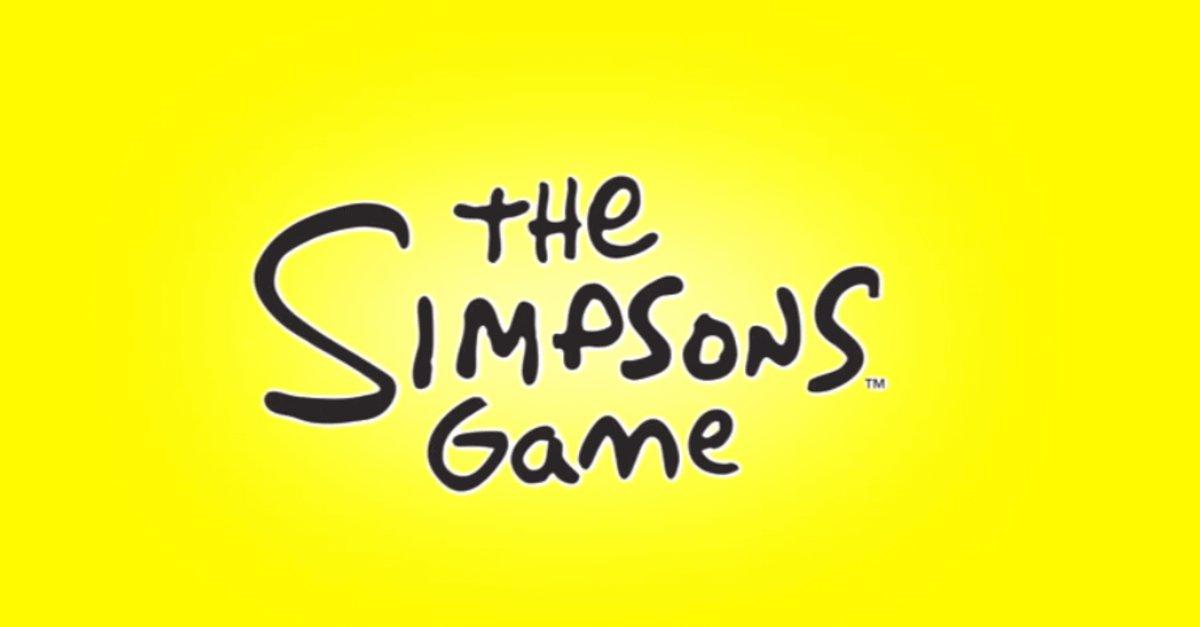 die simpsons spiel pc