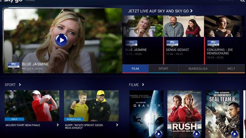 Tv Programm Sky Jetzt