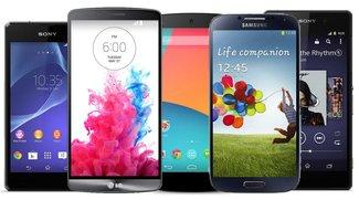 Kauftipps: Die besten Smartphones unter 400 Euro