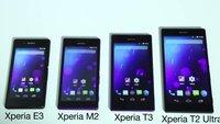 Sony: Alle Xperia-Smartphones von 2014 mit Qualcomm-Chip haben AOSP-Unterstützung [Video]