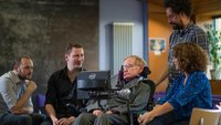 SwiftKey: Dank Tastatur-App kann Stephen Hawking doppelt so schnell kommunizieren
