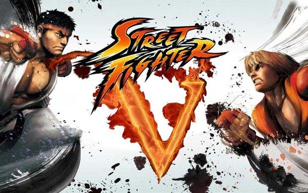Street Fighter 5: Neuer Gameplay-Trailer zeigt zwei Matches