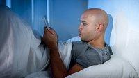 Lesen mit dem Tablet verschlechtert den Schlaf (Studie)