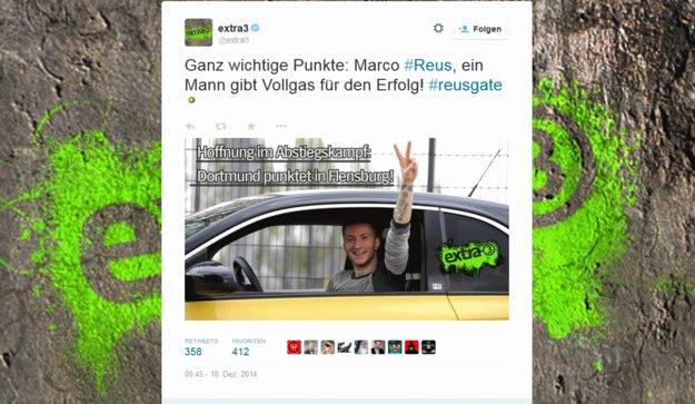 Marco Reus, sein Auto und kein Führerschein: Das Best-Of bei Twitter (#Reusgate)