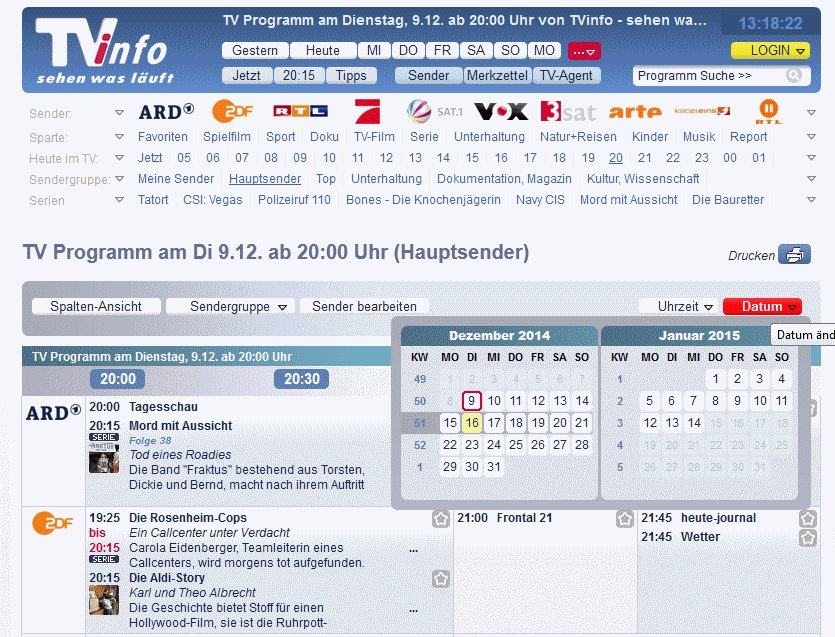 tv programm heute 20.15 super rtl