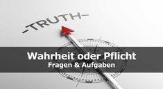 Wahrheit oder Pflicht: Die besten Fragen & Aufgaben