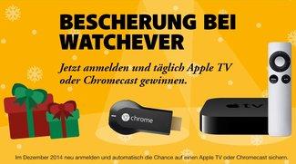 Watchever: Neukunden-Schnupperabo für 2,99 Euro/Monat&#x3B; erweitertes Film-Angebot