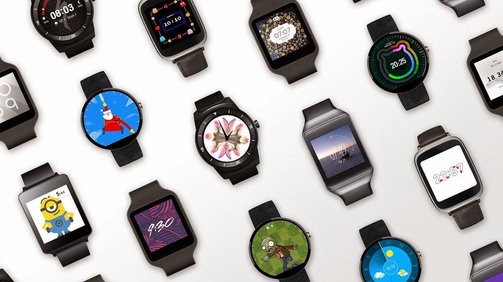 Android Wear erhält eigene Google Übersetzer-App, 21 interaktive Watchfaces im Play Store verfügbar