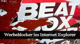 Tipp: Werbeblocker für den Internet Explorer