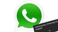 WhatsApp stürzt ab: Lösungen für gängige Probleme