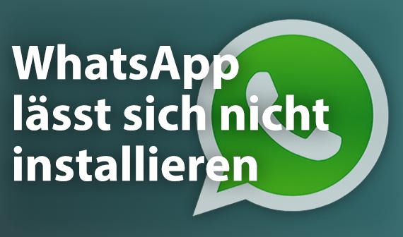 Passiert man was whatsapp deinstalliert wenn WhatsApp löschen