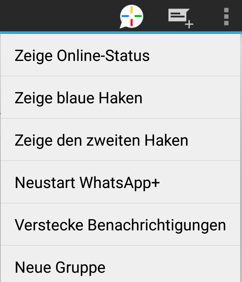 Whatsapp Nachricht Nur Ein Haken Aber Online Gewesen