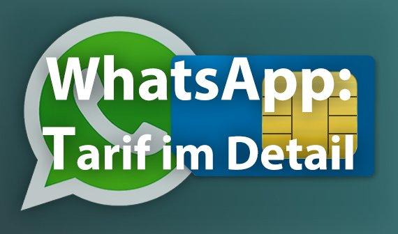 WhatsApp-Tarif: So funktioniert die WhatsApp-SIM