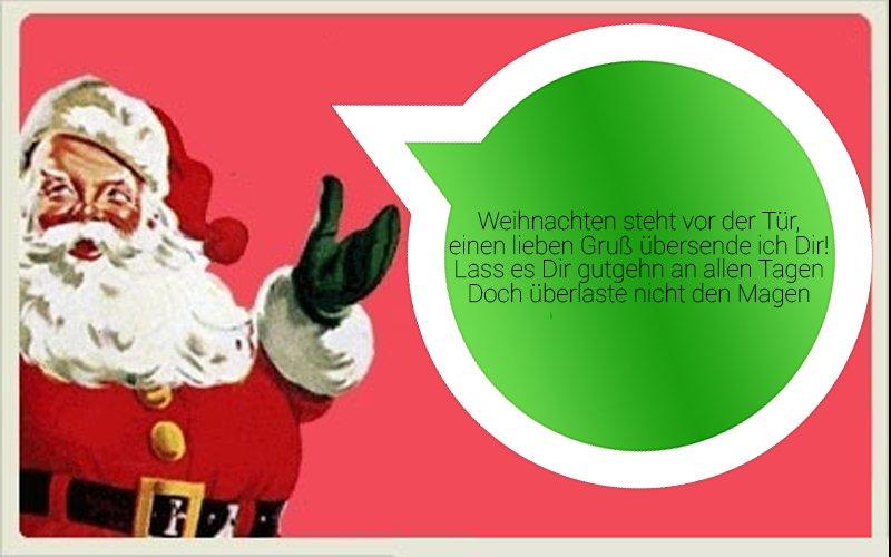 Schone weihnachtsgrusse zum nachdenken
