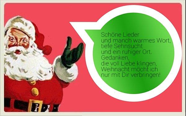 Frohe Weihnachten Mit Whatsapp Schöne Sprüche Zum Verschicken