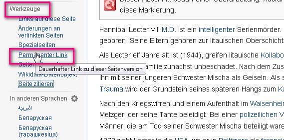 Wikipedia Zitieren So Macht Man Es Richtig