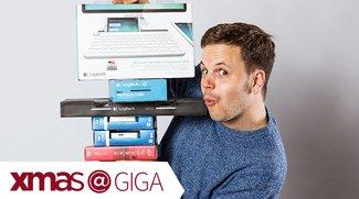 Festplatten, Tastaturen, Mäuse und Software: Heute gibt's ein buntes Advents-Potpourri
