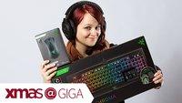 Gewinnt cooles Razer Gear für euren Gaming-PC im Adventskalender