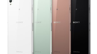Sony Xperia Z3 Farben: Color up your Sony-Experience