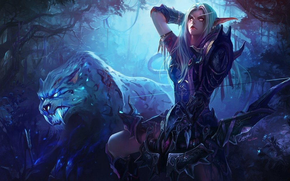 6986176-wow-night-elf-hunter