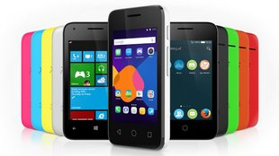 Alcatel OneTouch PIXI 3 läuft mit Android, Windows Phone oder Firefox OS [CES 2015]