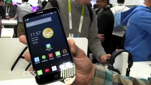 Alcatel Onetouch Hero 2C im Hands-On [CES 2015]