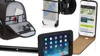 DSLR- und Laptop-Rucksack, Soundbar, iPhone 6- und iPad mini-Cases in den Amazon-Angeboten