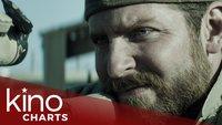 Kinocharts: American Sniper bricht Rekorde & Honig im Kopf unfassbar erfolgreich