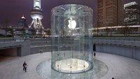 China: Fünf neue Stores in fünf Wochen