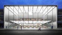 Hangzhou: Asiens größter Apple Store eröffnet
