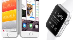 Apple Watch: Erste Screenshots zeigen Companion-App