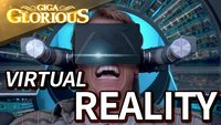 GIGA Glorious: Virtual Reality & V-Sync