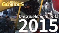 GIGA Glorious: Die Spielehighlights 2015 | Ambient Occlusion