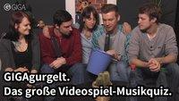 Gurgel-Spezial: Das Videospiel-Musikquiz zum mitraten!