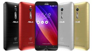 Asus ZenFone 2: Erstes Smartphone mit 4 GB RAM vorgestellt [CES 2015]
