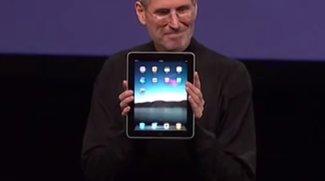 Apple iPad feiert 5. Geburtstag – ein kleiner Rückblick