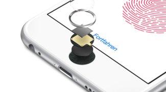 Apple Touch ID: Warum das Nexus 6 kein Fingerabdruck-Sensor hat